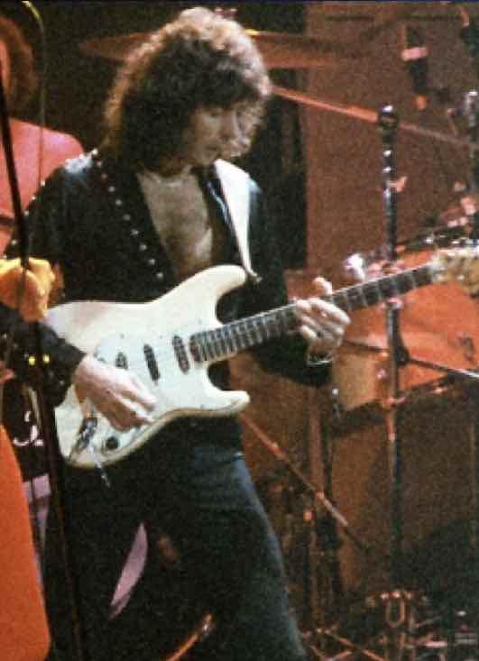 Классическая рок-гитара