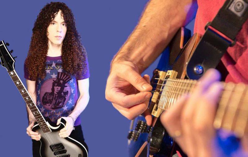 Упражнения на разогрев рук для гитариста