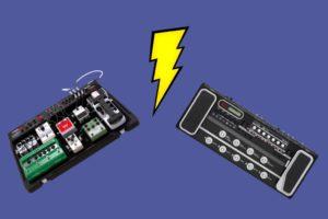 Педалборд или гитарный процессор?